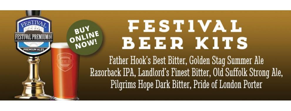 Festival Beer Kits