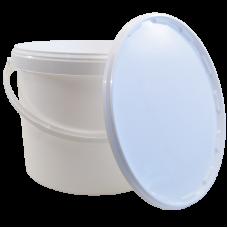 16 Litre Food Grade Plastic Bucket With Lid
