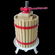 18 Litre Traditional Fruit / Cider Spindle Press