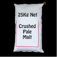Crushed Pale Malt - 25kg Sack - Maris Otter
