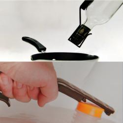 2 In 1 Tool - Cap Grip For Shrink Capsules