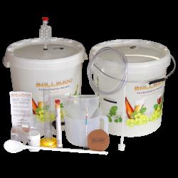 Basic Wine Making Starter Equipment Kit for 30 Bottles / 23 Litres