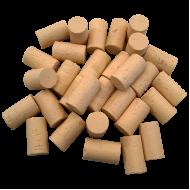 Wine Bottle Straight Corks - Pack of 30