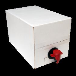 Bag in Box Dispenser For Wine, Cider Or Beer - 3 Litre