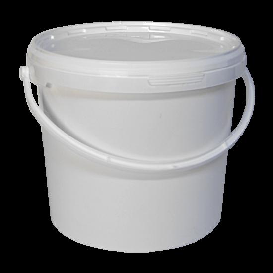 5 Litre Food Grade Plastic Bucket With Lid