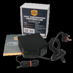 Mangrove Jacks - Dual Temperature Controller (UK Version) - Heating And Cooling Regulator