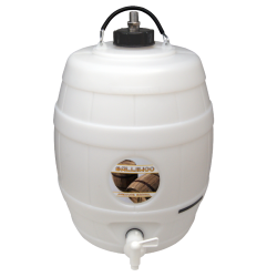 5 Gallon Pressure Barrel & S30 Piercing Valve Cap