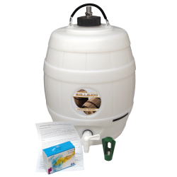 5 Gallon Pressure Barrel With Full Co2 Pressure Top Up System