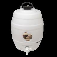 5 Gallon Pressure Barrel/Beer Keg With LCD Temperature Indicator