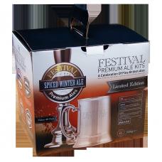 Festival Premium Ale Kit - Spiced Winter Ale - 32 Pint - Limited Edition