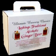 Lashings Traditional Ginger Beer - 3kg - 40 Pint Beer Kit