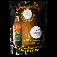 MasterPint- Continental Lager - 1.6kg - 40 Pint Beer Kit