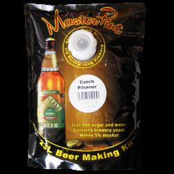 MasterPint- Czech Pilsener - 1.6kg - 40 Pint Beer Kit