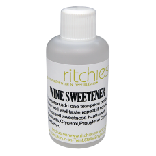 Ritchies Wine Sweetener - 57ml - For Wine And Cider