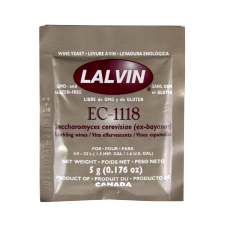 Lalvin - Champagne Yeast - EC-1118  - 5g - Ideal for Elderflower Champagne