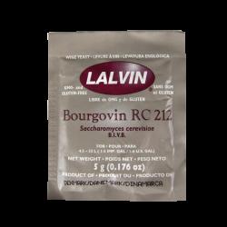 Lalvin - Burgundy Wine Yeast - RC 212 - 5g Sachet