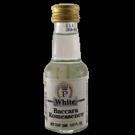 Original Prestige Spirit Flavouring Essence - Baccara White Rum - 20ml