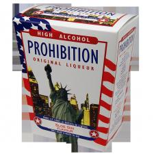 Prohibition Sloe Gin - High Alcohol Liqueur Kit - 4.5L / 6 Bottle