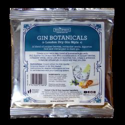 Still Spirits - Gin Botanicals - London Dry Gin Style - 50g pack