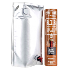 Craft Beer In A Bag Brewing Kit - Session IPA - No Equipment Required