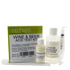 Acid Test Kit - Titration Kit