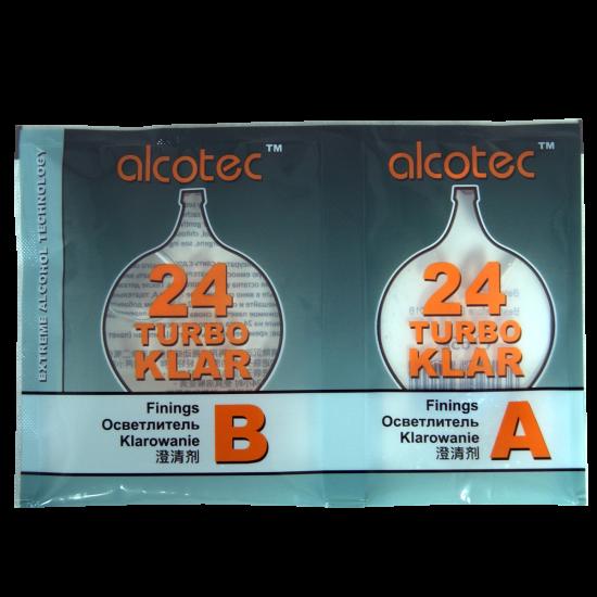 Alcotec - 24 Hour Turbo Clear Finings