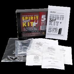 Alcotec Vodka / Base Spirit Kit For 5 Litres - 20% ABV