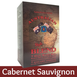 Australian Blend - Cabernet Sauvignon Wine Kit - 30 Bottle - Seven Day Kit