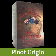Australian Blend - Pinot Grigio Wine Kit - 30 Bottle - Seven Day Kit