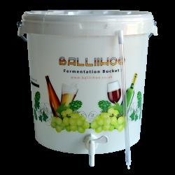 30 Litre Fermentation Bucket & Little Bottler