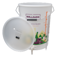 25 Litre Fermentation Bucket & Little Bottler