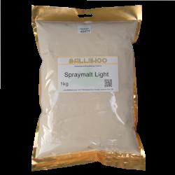 Balliihoo Spraymalt - Light - 1kg