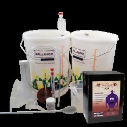 30 Bottle Wine Starter Set & Rose Ingredient Kit