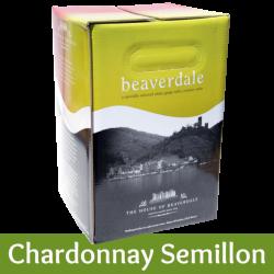 Beaverdale - Chardonnay Semillon - 30 Bottle Wine Kit