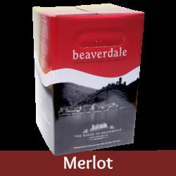 Beaverdale - Merlot - 30 Bottle Red Wine Kit