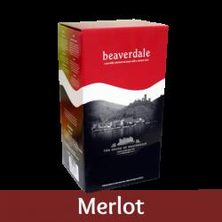 Beaverdale - Merlot - 6 Bottle Red Wine Kit
