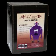 VinClasse Wine Kit - Pinot Grigio - 23L / 30 Bottle - 7 Day Kit