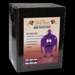 VinClasse Wine Kit - Red Rioccho - 23L / 30 Bottle - 7 Day Kit