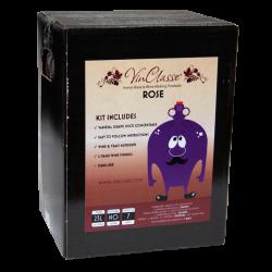 VinClasse Wine Kit - Rose - 23L / 30 Bottle - 7 Day Kit