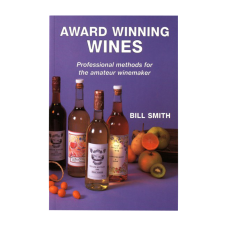 Award Winning Wines Book - Bill Smith