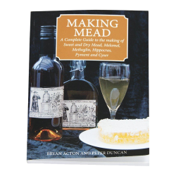 Making Mead Book - Bryan Acton & Peter Duncan