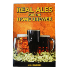 Real Ales For The Home Brewer Book - Marc Ollossen