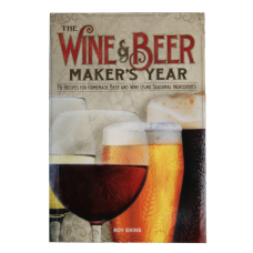 The Wine And Beer Maker's Year Book - Roy Ekins