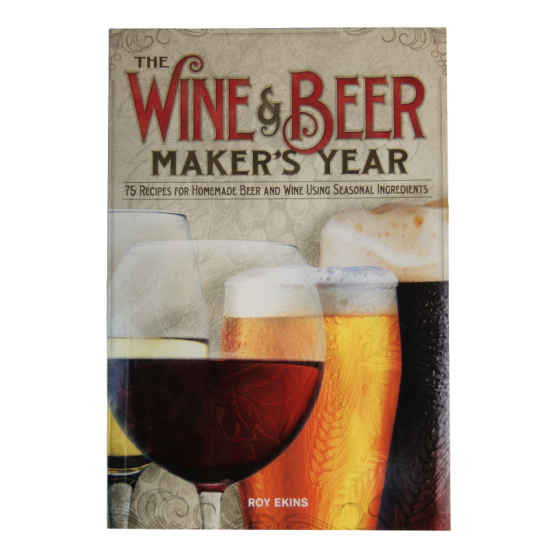 The Wine And Beer Makers Year Book - Roy Ekins