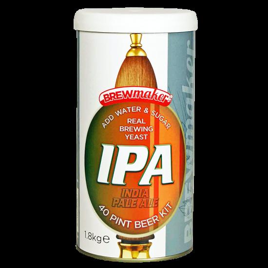 Brewmaker IPA - 1.8kg Single Tin Beer Kit
