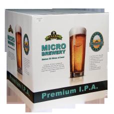 Bulldog Micro Brewery - IPA - Starter Equipment and Beer Kit