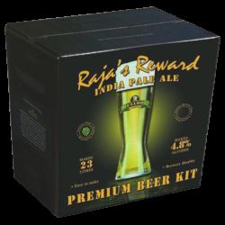 Bulldog Brews Rajas Reward India Pale Ale - 40 Pint Premium Beer Kit