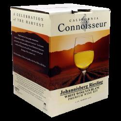 California Connoisseur - Johannisberg Riesling - 6 Bottle Wine Kit
