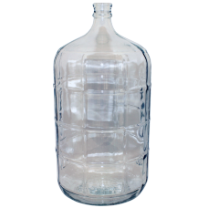 23 Litre / 5 Gallon Glass Carboy Fermenter