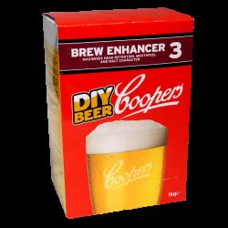 Coopers Brew Enhancer No. 3 - 1kg Box - Spraymalt & Brewing Sugar Blend